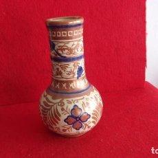 Antigüedades: JARRON REFLEJOS MANISES,FIRMADO POR GIMENO RIOS. Lote 156650790