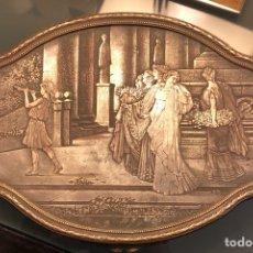 Antigüedades: MAGNIFICO COSTURERO DEL SIGLO XIX. Lote 156670862