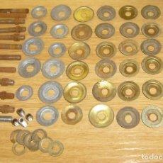 Antigüedades: MATERIAL PARA RESTAURACION DE LAMPARAS.. Lote 156672254