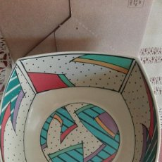Antigüedades: PORCELANA ROSENTHAL DOROTHY HAFNER FIRMADO CUENCO BOL FRUTERO. Lote 156696646
