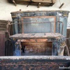 Antigüedades: CARRUAJES DE TRANSPORTE DE VIAJEROS. Lote 156706574
