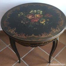 Antigüedades: PRECIOSA MESA ISABELINA FRANCESA SIGLO XIX . Lote 156717498