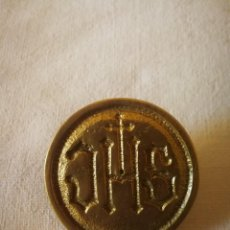 Antigüedades: PRECIOSA PEZA EN BRONCE /METAL DORADO. Lote 156733742