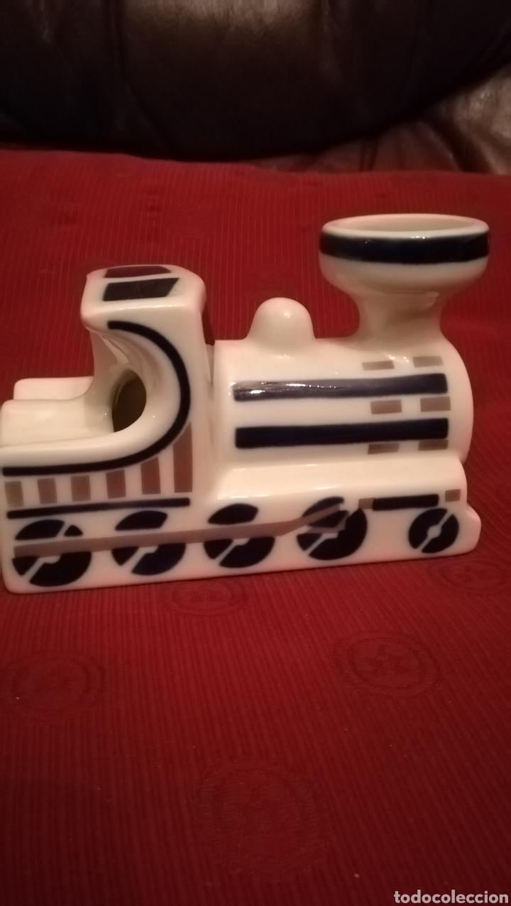 Antigüedades: Tren de porcelana de Sagardelos - Foto 2 - 156762156