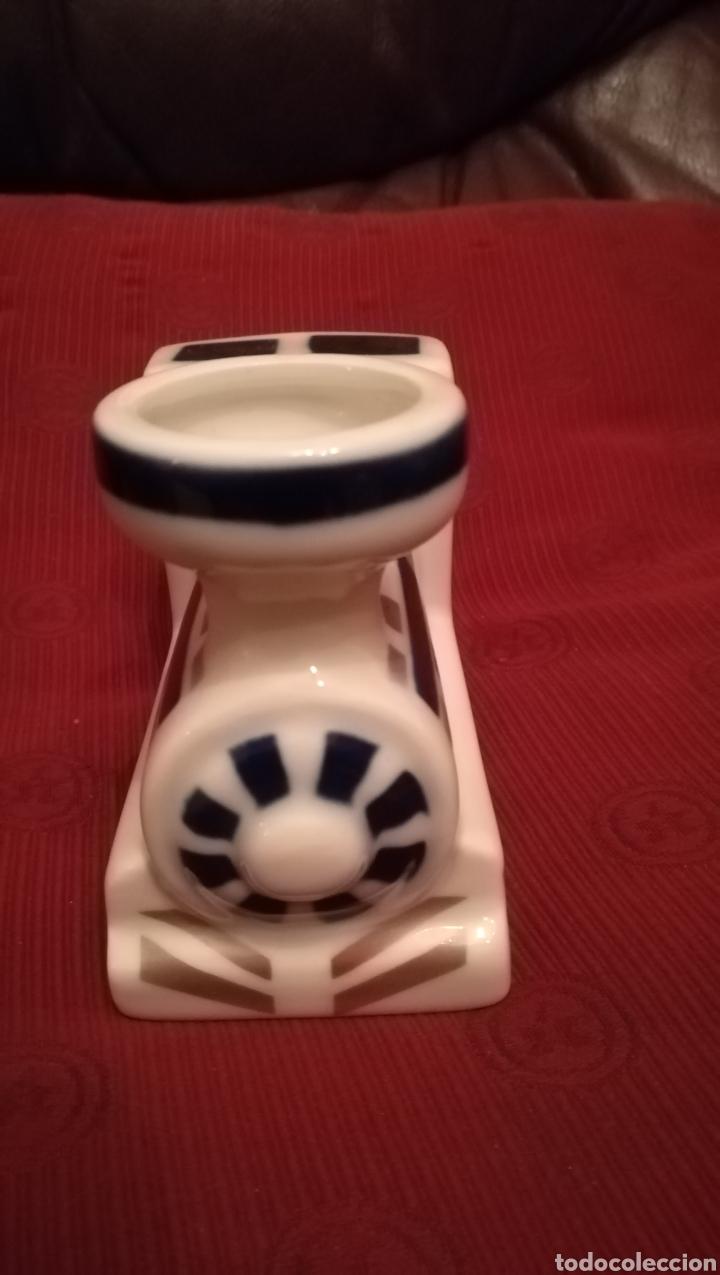 Antigüedades: Tren de porcelana de Sagardelos - Foto 3 - 156762156
