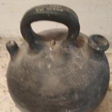 Antigüedades: BOTIJO CERAMICA VERDU ( LLEIDA). JOSE FONT. Lote 156795574