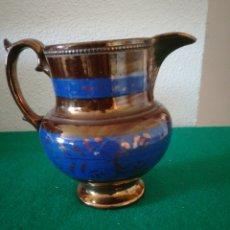 Antigüedades: JARRA DE BRISTOL. Lote 156805034