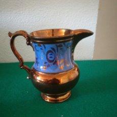Antigüedades: JARRA DE BRISTOL. Lote 156806792