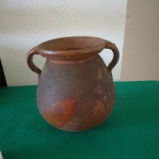 Antigüedades: PEQUEÑA ORZA. Lote 156809968