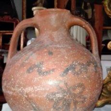 Antigüedades: PRECIOSO CANTARO DE NOVIA, CALANDA,LEYENDA VIVA MI NOVIA .VER FOTOS Y DESCRIPCION. Lote 156810862