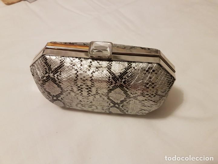 BOLSO DE MANO VINTAGE (Antigüedades - Moda - Bolsos Antiguos)
