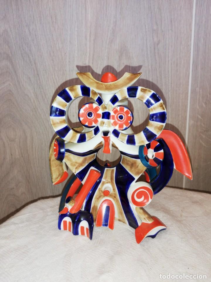 BUHO CERAMICA DE SARGADELOS (Antiquitäten - Porzellan und Keramik - Sargadelos)