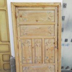 Antigüedades: ANTIGUA PUERTA DEL SIGLO XVIII. Lote 156837965