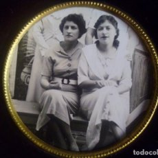 Antigüedades: FOTOGRAFIA ANTIGUA ENMARCADA. Lote 156877950