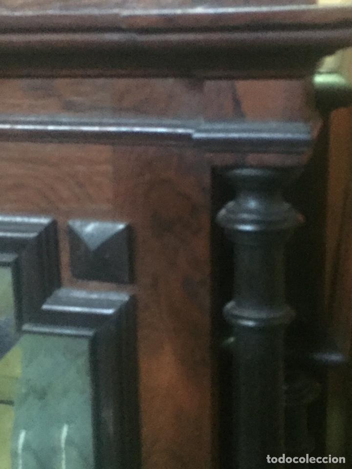 Antigüedades: Mueble de baño y espejo estilo alfonsino,No se hacen envíos solo recogida!!!! - Foto 11 - 156880544
