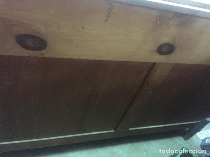 Antigüedades: Mueble de baño y espejo estilo alfonsino,No se hacen envíos solo recogida!!!! - Foto 25 - 156880544