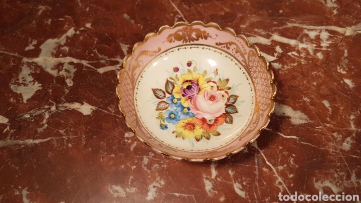 Antigüedades: PORCELANA FINA PINTADA A MANO PRINCIPIOS SIGLO XX. SALVADOR MALLOL - Foto 4 - 156906452