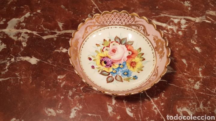 Antigüedades: PORCELANA FINA PINTADA A MANO PRINCIPIOS SIGLO XX. SALVADOR MALLOL - Foto 5 - 156906452