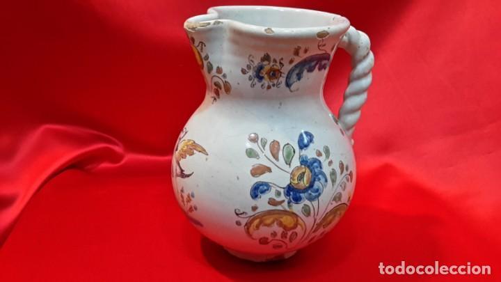 CERAMICA RUIZ DE LUNA. TALAVERA (Antigüedades - Porcelanas y Cerámicas - Talavera)