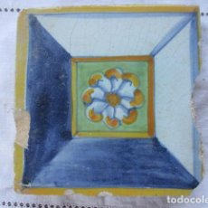 Antigüedades: AZULEJO SIGLO XVI . Lote 156918730