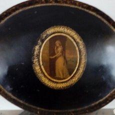 Antigüedades: BANDEJA ANTIGUA. Lote 157040776