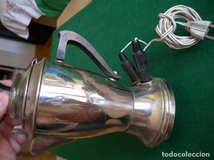 Antigüedades: Cafetera antigua tetera - Foto 2 - 157134790