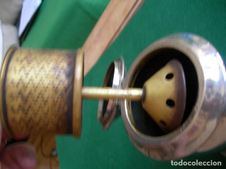 Antigüedades: Cafetera antigua tetera - Foto 6 - 157134790