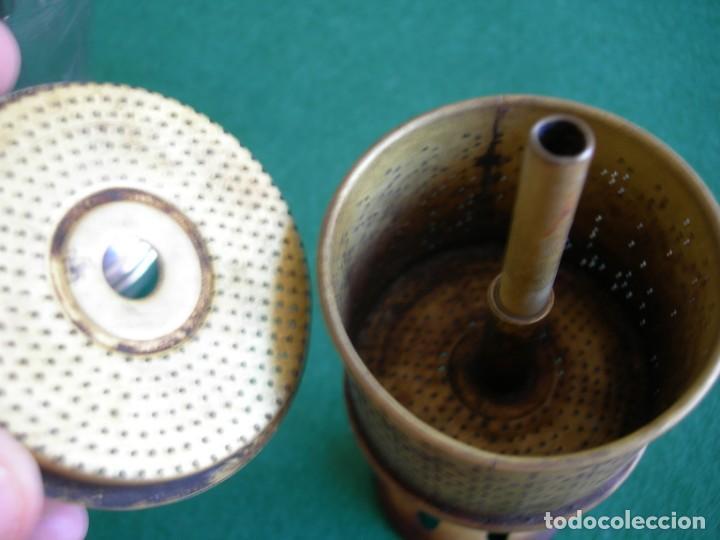 Antigüedades: Cafetera antigua tetera - Foto 10 - 157134790