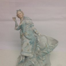 Antigüedades: FIGURA PORCELANA FINA. Lote 157138613