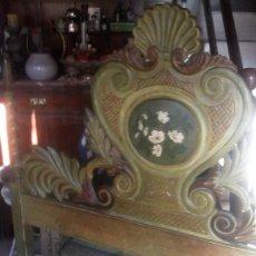 Antigüedades: CAMA OLOTINA .. Lote 148800146