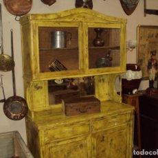 Antigüedades: ALACENA RESTAURADA. Lote 157198406