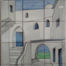 Antigüedades: PUEBLO BLANCO A5. Lote 157211538