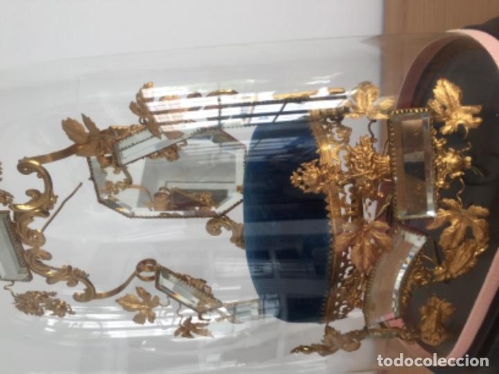 Antigüedades: ANTIGUO FANAL FRANCÉS SIGLO XIX - Foto 8 - 157233646