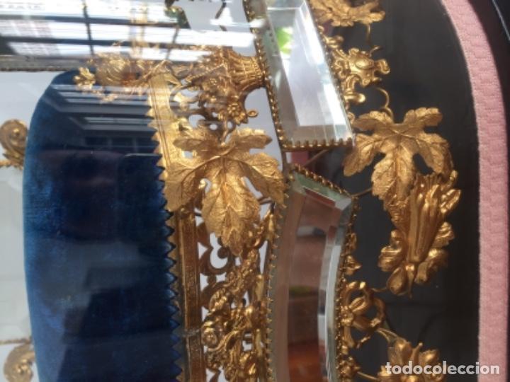 Antigüedades: ANTIGUO FANAL FRANCÉS SIGLO XIX - Foto 9 - 157233646