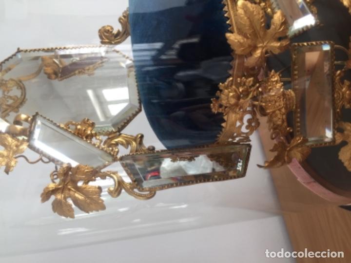 Antigüedades: ANTIGUO FANAL FRANCÉS SIGLO XIX - Foto 12 - 157233646