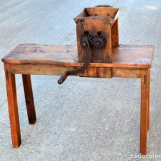 Antigüedades: ESCURRIDOR DE ROPA ANTIGUO . Lote 157282030