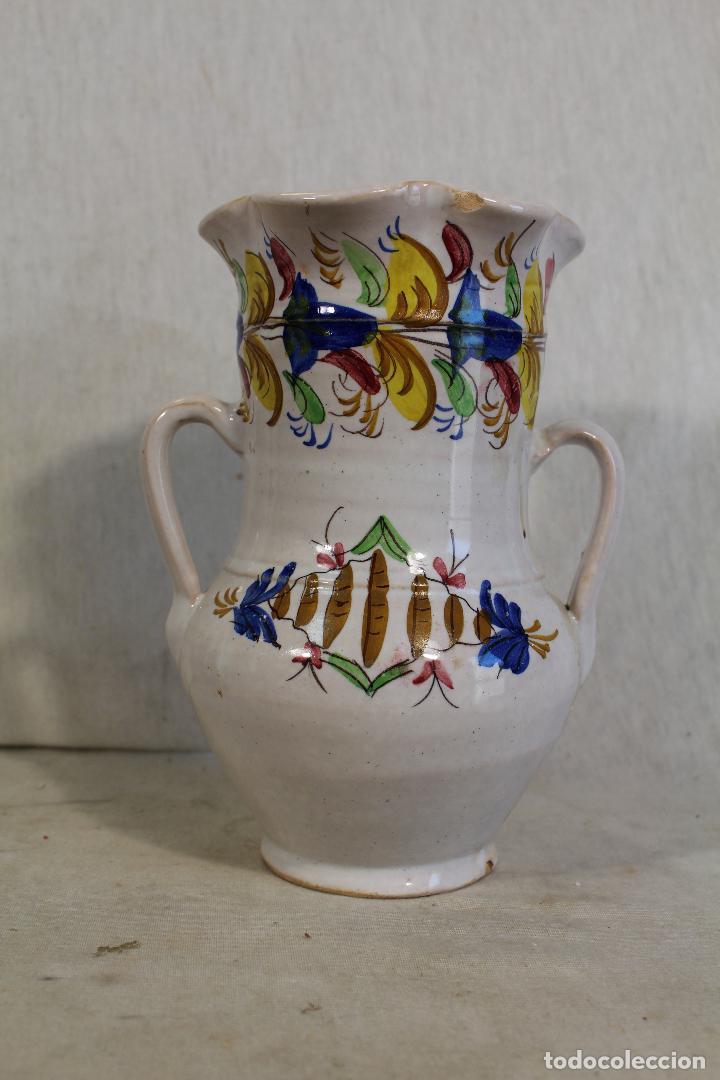 JARRA DE NOVIA LARIO (Antigüedades - Porcelanas y Cerámicas - Lario)