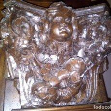 Antigüedades: ARMARIO DE MADERA ALEMAN S.XVIII. Lote 157326158