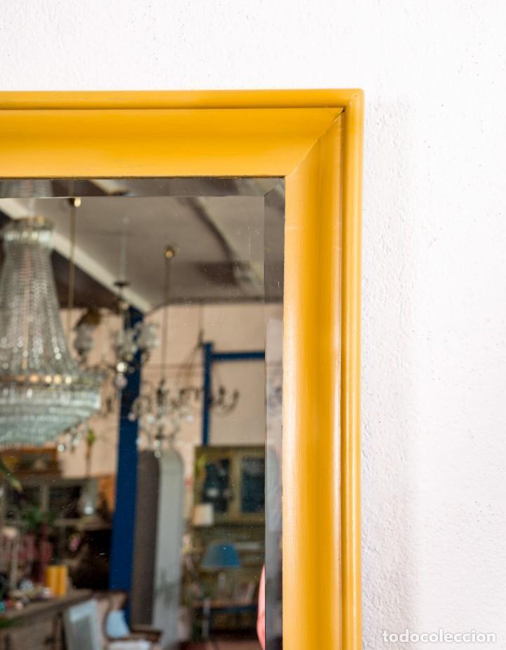 Antigüedades: Espejo Antiguo Restaurado Prato - Foto 2 - 157340138