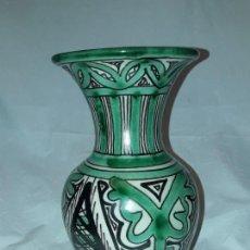 Antigüedades: PRECIOSA JARRA CERÁMICA DOMINGO PUNTER R-4 TERUEL. Lote 157378142