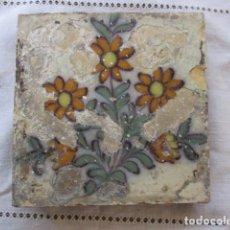 Antigüedades: AZULEJO DEL SIGLO XVI. Lote 157618202