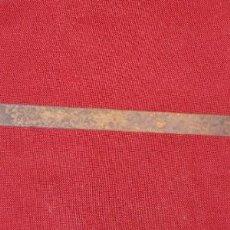 Antigüedades: TOSTADOR DE PAN DE HIERRO FORJADO. Lote 157723846