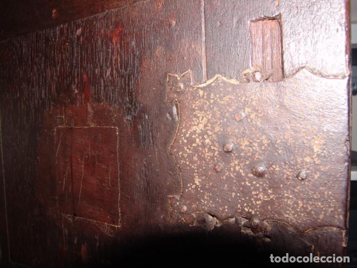 Antigüedades: Mueble antiguo restaurado estilo servilleta - Foto 5 - 157733778