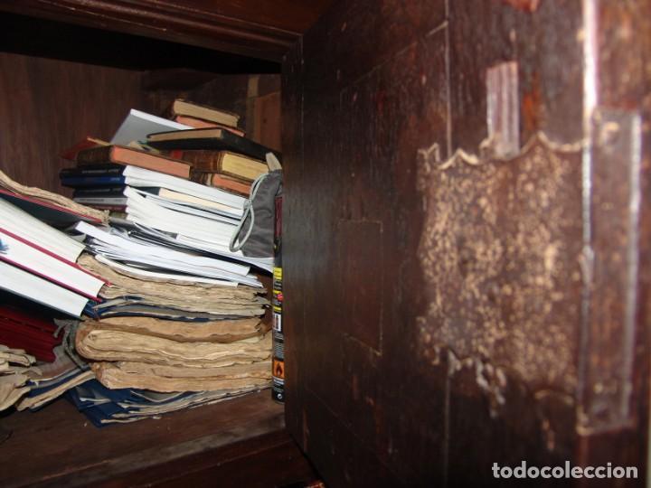Antigüedades: Mueble antiguo restaurado estilo servilleta - Foto 6 - 157733778