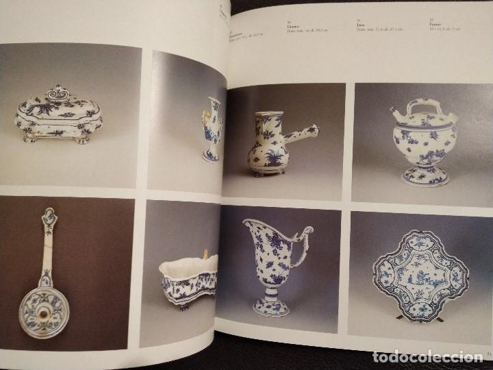Antigüedades: 1998. CATALOGO DE LOZA Y PORCELANA DE ALCORA MUSEO DE CERAMICA DE BARCELONA..AGOTADO. EJEMPLAR NUEVO - Foto 3 - 157770478