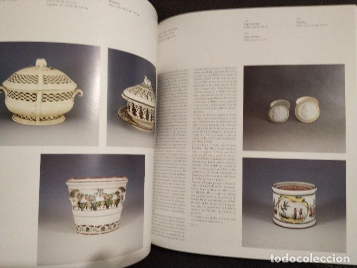Antigüedades: 1998. CATALOGO DE LOZA Y PORCELANA DE ALCORA MUSEO DE CERAMICA DE BARCELONA..AGOTADO. EJEMPLAR NUEVO - Foto 4 - 157770478