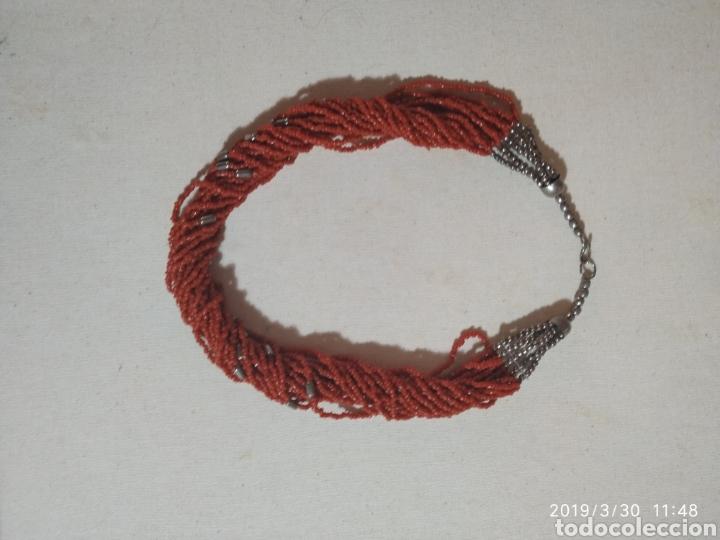 Antigüedades: Coral Rojo,12 vueltas - Foto 2 - 157806822