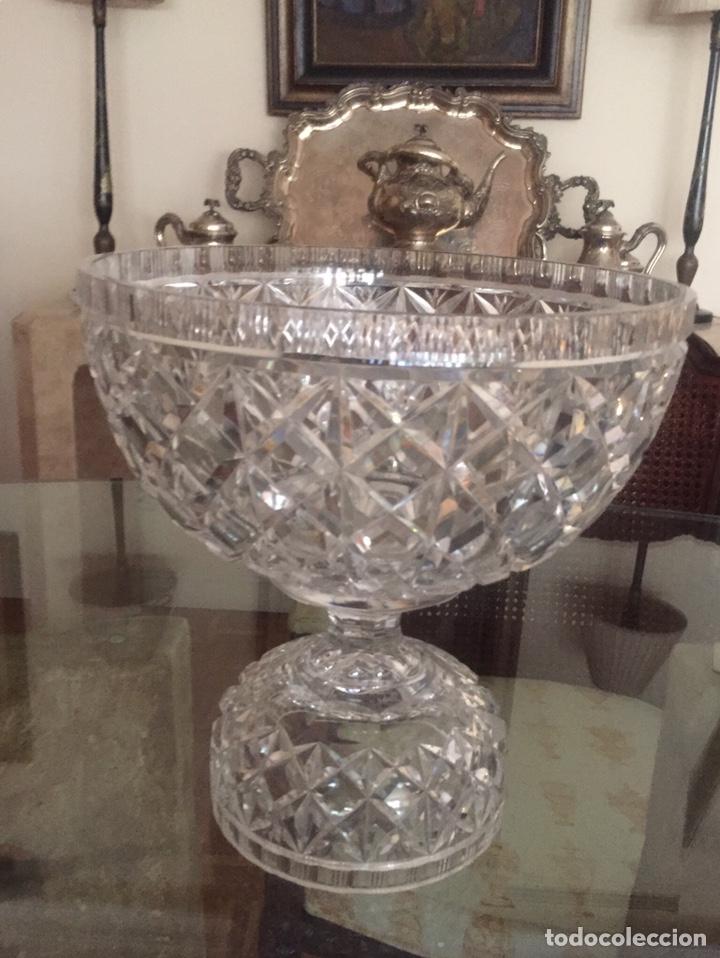 CENTRO DE MESA CRISTAL BACCARAT (Antigüedades - Cristal y Vidrio - Baccarat )