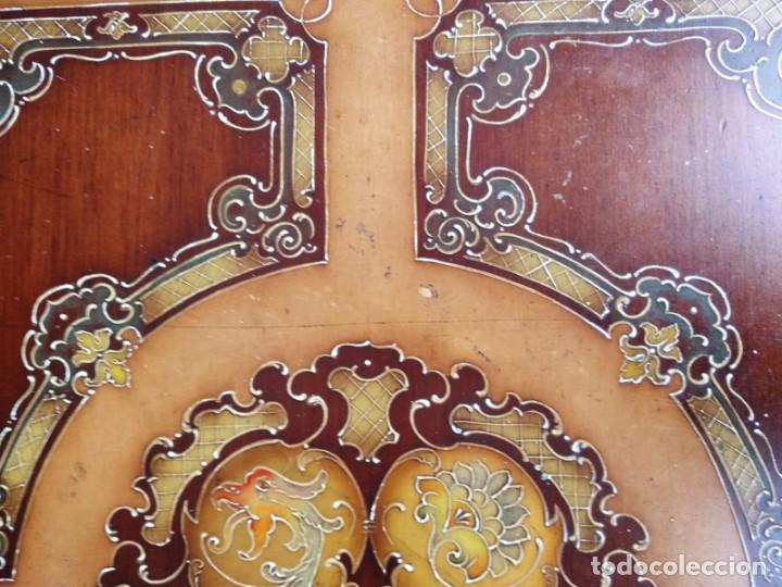 Antigüedades: Original mesa de madera maciza - Foto 5 - 157823946