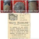 Antigüedades: COSMÉTICO AÑO 1928. Lote 157869985